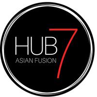 The Hub 7 logo