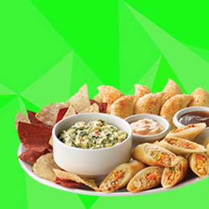 Order Appetizers online from Supermeal