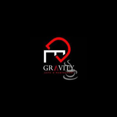 De Gravity Cafe and Restaurant logo