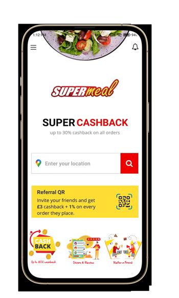 Online food delivery apps in Karachi - Supermeal