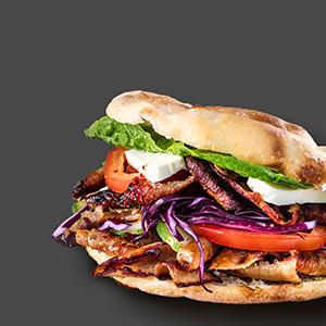 Order Kebab online from Supermeal