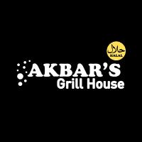 Akbar's Grill House logo