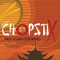 LK Chopstix logo