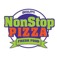 Non Stop Pizza logo