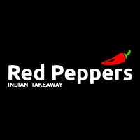 Red Peppers Indian Takeaway logo