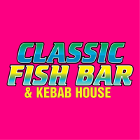 Classic Fish bar and Kebab House Haunch Lane logo