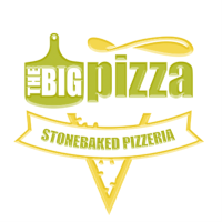 The Big Pizza Stonebaked logo