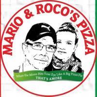 Mario and Roco's Pizza logo