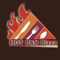 Hot Pan Pizza logo