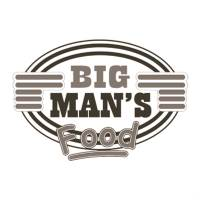 Big Man's Food logo