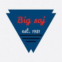 Big Saj logo