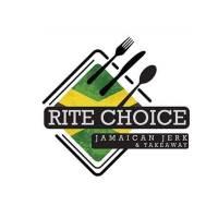 Rite Choice Jamaican Jerk and Takeaway logo