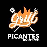 Picantes Healthy Grill logo