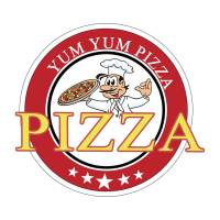 Yum Yum Pizza logo