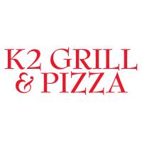 K2 Grill and Pizza logo