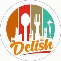 Delish Ladypool Road logo