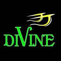 Divine African and Caribbean Restaurant logo