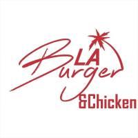 LA Burger and Chicken logo