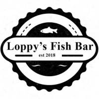 Loppy's Fish and Chips logo